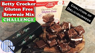 recipes for gluten free betty crocker cake mix