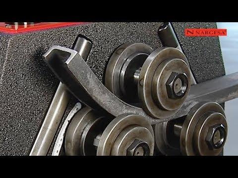 Section bending machine MC400 NARGESA