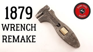 1879 Adjustable Wrench [Resurrection]