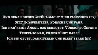 Samra & Capital Bra feat. Brudi030 & Kalazh44 - Ghetto (Official HQ Lyrics) (Text)