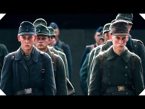 LES OUBLIÉS (Film de Guerre, 2017) - Bande Annonce / FilmsActu