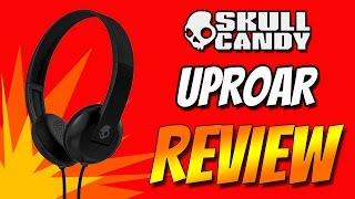 SKULLCANDY UPROAR Headphones Review