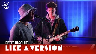 Petit Biscuit - 'Problems' Ft. BENEE (live for Like A Version)