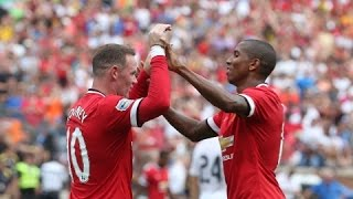 Manchester United Vs Real Madrid 31 • All Goals & Highlights • 2014/15 PreSeason Friendly HD
