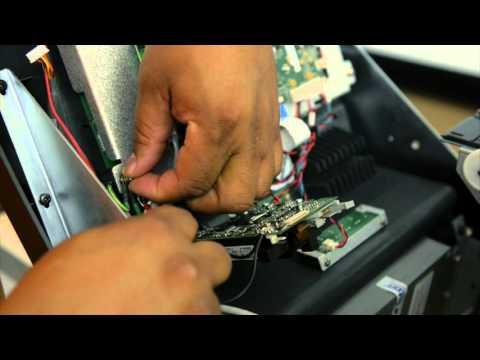 Triton Traverse EMV Installation