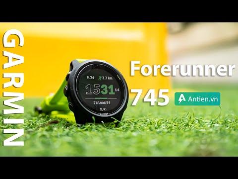 Đánh giá chi tiết Garmin Forerunner 745