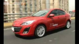 preview picture of video 'Mazda3 / Autoexplora TV / Pruebas de manejo'
