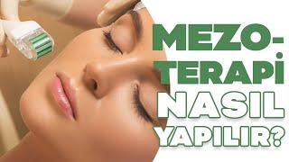 Mezoterapi uygulaması kaç seans uygulanır