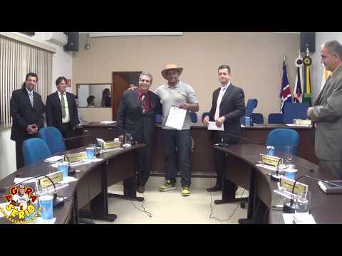 Novo Personagem do Jornal Agora é Sério o Repórter do Mato recebe homenagem na Câmara Municipal de Juquitiba