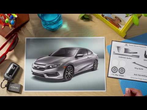 Honda Commercial for Honda Civic (2017) (Television Commercial)