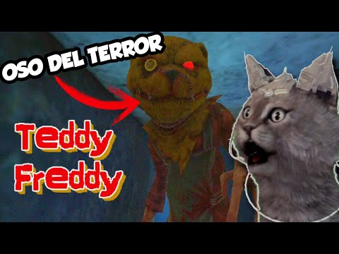 COMO PASAR TEDDY FREDDY NUEVO JUEGO DE TERROR