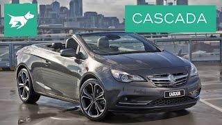 2017 Holden Cascada Review
