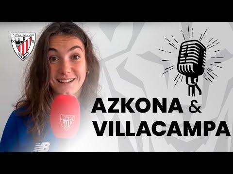 🎙️ Ane Azkona y Ángel Villacampa I post RC Deportivo 0-2 Athletic Club I J19 Primera Iberdrola