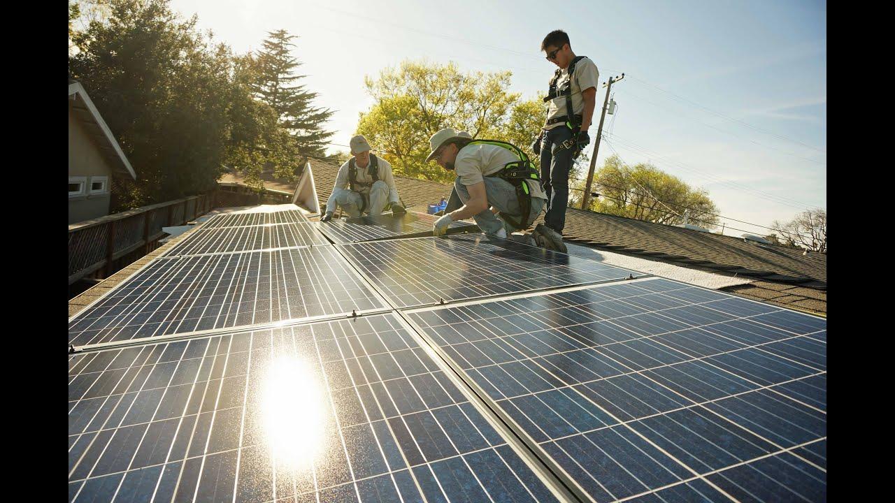 SunWork nonprofit solar installation model