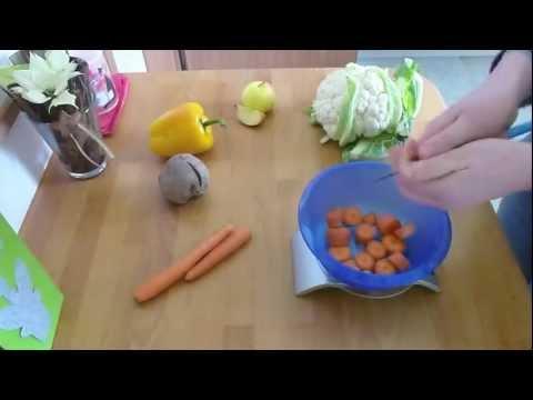 Meerschweinchen Futter Zubereitung