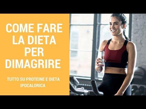 Come ottenere in buona salute perdere peso
