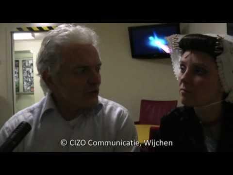 Schouwblog - Ben Cramer en Joke de Kruijf na '1953, de musical' in Schouwburg Cuijk (10-2-2011)
