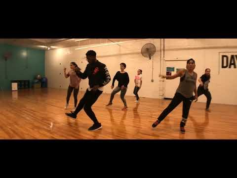 Miguel ft. Travis Scott - SKY WALKER - Choreography by Christopher Gilbert - #DayncStudio #Dance