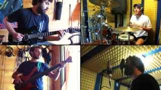 Joe Satriani - I Like The Rain (SplitScreen cover) - Redshift Riders