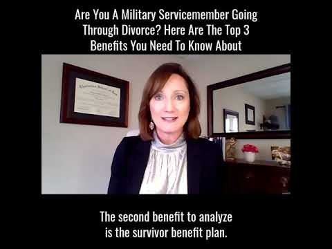 Why are Military Divorces…