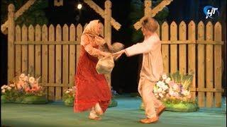 Новгородский академический подготовил новогодний спектакль для маленьких зрителей