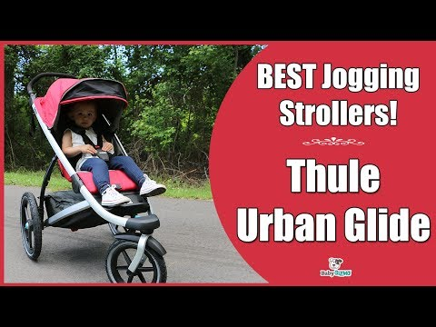 THULE URBAN GLIDE REVIEW | BEST JOGGING STROLLERS