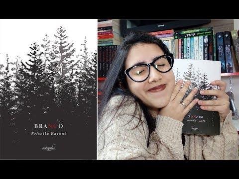 Branco| RESENHA| Leticia Ferfer | Livro Livro Meu