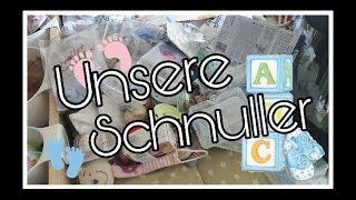 Unsere Schnullersammlumg || Reborn Baby Deutsch