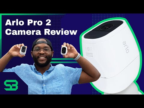 Arlo Pro 2 Smart Home Security Camera Review