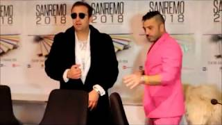Pio E Amedeo Cacciati Dalla Sala Stampa Di Sanremo
