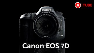Фотоаппарат зеркальный Canon EOS 7D