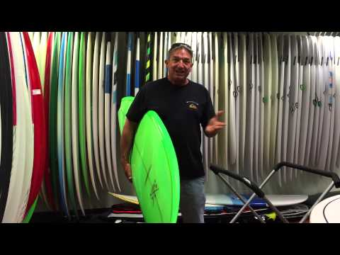 Boca Bob reviews Blackfish from Modern Surfboards