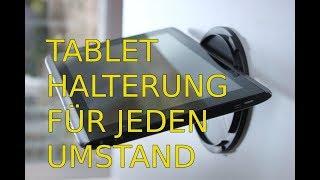 Tablet Halterung, Die besten Halterungen für Ipad, Samsung Galaxy , E-Reader, Pad Air und Mehr