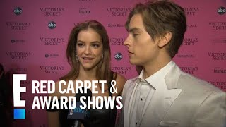 """Dylan Sprouse """"Almost Cried"""" Watching GF in VS Show   E! Red Carpet & Award Shows"""