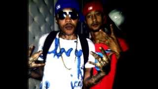 Vybz Kartel Ft Busta Rhymes & T Pain - You Already Know [RAW] August 2013
