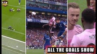 Chelsea FAIL again! Chelsea 1-1 Leicester City Mount, Ndidi | All the Goals | English Premier League