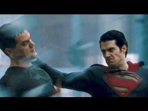 Kal-El vs General Zod [PART 2]   Man of Steel