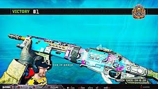 THE BEST GUN ON ALCATRAZ! 💥 NO ARMOR? NO PROBLEM!   Black Ops 4 Blackout