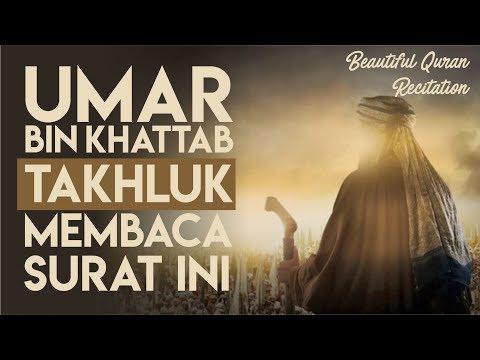 Masyaallah..Surat Inilah yang Membuat Umar Masuk Islam (Surah Taha Beautiful Recitation)