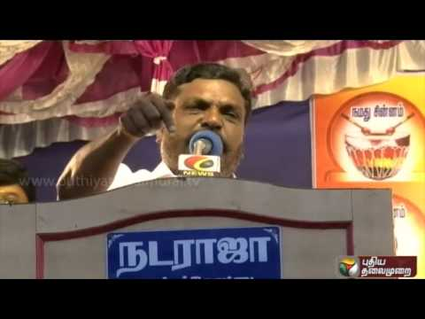 Vakkala-Perumakkale-Thol-Thirumavalan-about-why-PWA-wants-Vijayakanth-as-CM