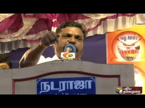 Vakkala-Perumakkale-Thol-Thirumavalan-about-why-PWA-wants-Vijayakanth-as-CM