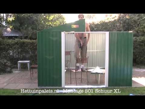 Hettuinpaleis.nl- Montage Schuur S01 XL