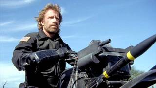 "Chuck Norris In ""The Delta Force"" Theme!!"