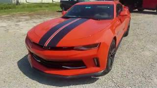 2018 Camaro HOT WHEELS EDITION 2lt Coupe Crush FULL REVIEW