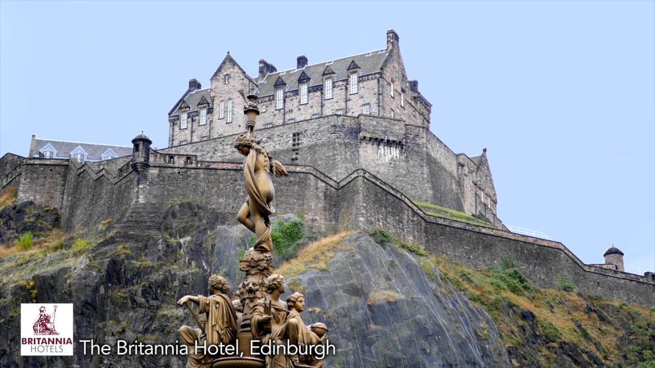 Next Britannia Hotel Edinburgh