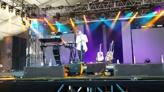 Whilk & Misky - Another Man Done Gone (Johnny Cash cover), Burn With Me [Bonnaroo 2016]