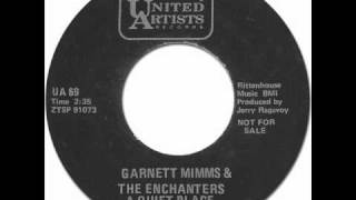 GARNETT MIMMS & THE ENCHANTERS -  A QUIET PLACE [United Artists 69] 1964