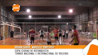 preview picture of video '0232 MARCELO VENETUCCI   Copa Ciudad de Reconquista Torneo nacional e internacional de voleibol'