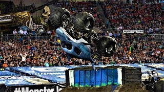 Monster Jam - Into The Fire!!