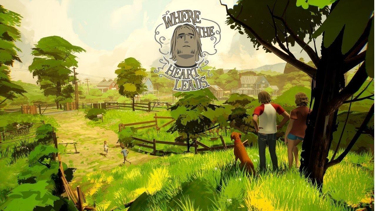 Where the Heart Leads: un'avventura narrativa surreale sul trovarsi reciprocamente, disponibile dal 13 luglio per PS4 e PS5